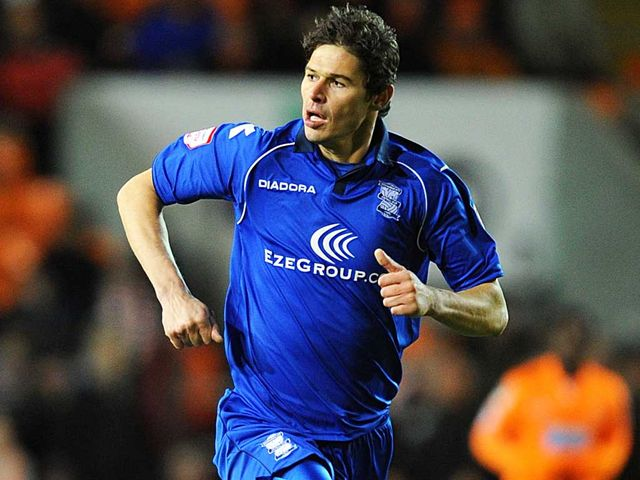 Nikola Zigic: On target for Birmingham