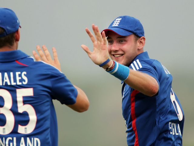 Stuart Broad: Back in action
