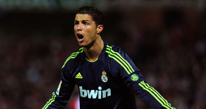 Cristiano Ronaldo: Set to face Man United for the first time since moving to Real Madrid