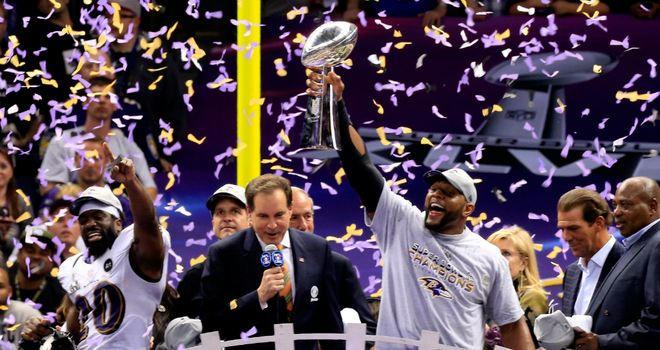 Baltimore Ravens: Super Bowl champions in New Orleans