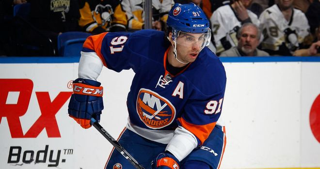 John Tavares: Scored the shootout winner for the New York Islanders