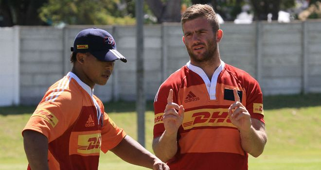 Elton Jantjies and Jaco Taute will make their debuts for the Stormers