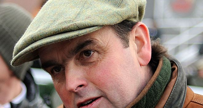 Alan King: His Grumeti misses the Champion Hurdle