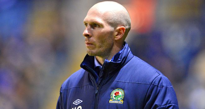 Michael Appleton: Furious with his Blackburn side