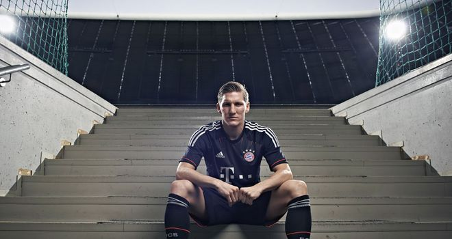 Bastian Schweinsteiger: 'To take part in the Champions League final at Wembley would certainly be a career highlight'