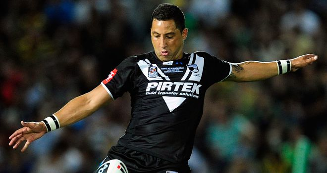 Benji Marshall: Still part of New Zealand's World Cup plans