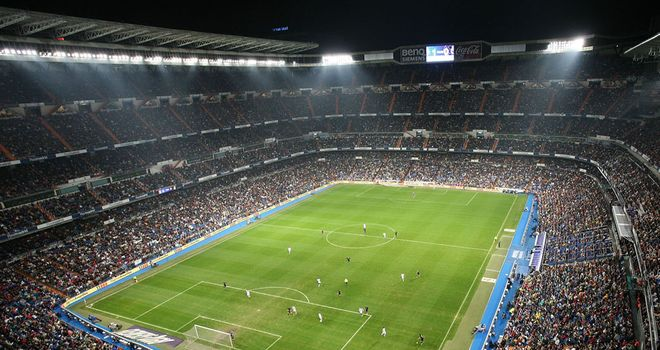 The Santiago Bernabeu: Home of the most valuable football club in the world