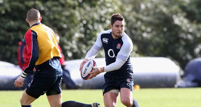 Brad Barritt believes England's big-match temperament can sink Wales