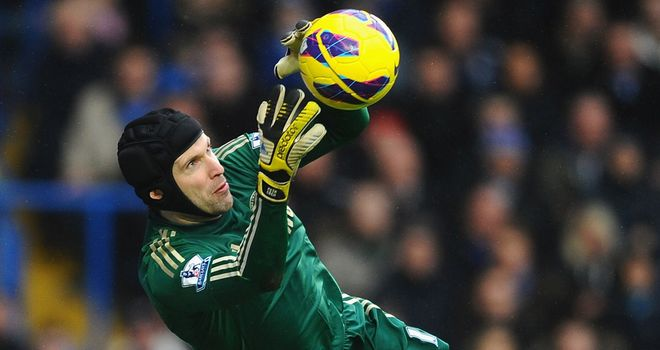 Petr Cech: Says Chelsea are taking things one game at a time