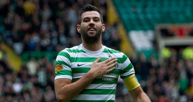 Joe Ledley: Says Celtic will carry hope into their Champions League clash with Juventus