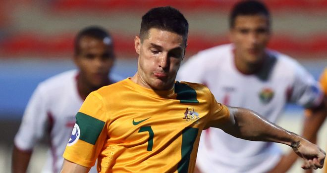 Corey Gameiro: Wellington Phoenix loan switch