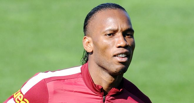 That was quick! Didier Drogbas individual highlights on goalscoring Galatasaray debut