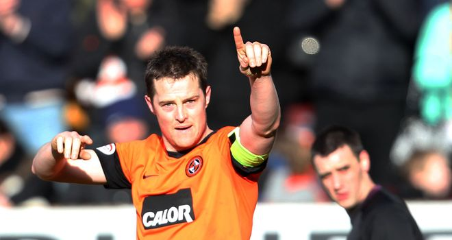 Jon Daly: Rangers boss Ally McCoist confirms the Dundee United captain is one of a number of players he is interested in