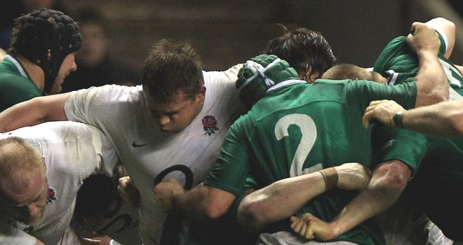 Dylan Hartley: England hooker wary of France
