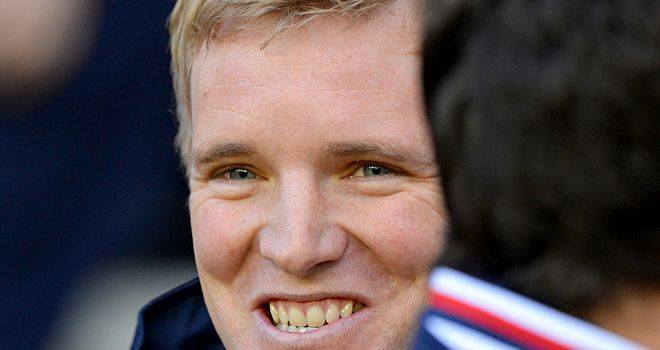 Eddie Howe: Plenty of positives