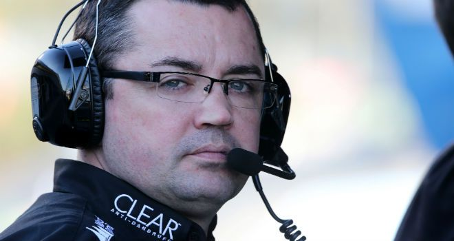 Eric Boullier: Believes Lotus can challenge for podiums again