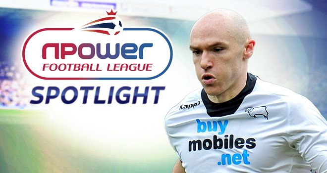 Conor Sammon: Convinced he made the right choice in linking up with Derby