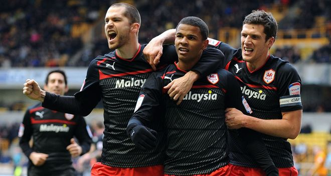 Cardiff City: Travel north to face Middlesbrough