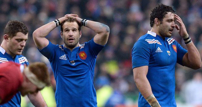 Frederic Michalak: Calls for the fly-half to be dropped