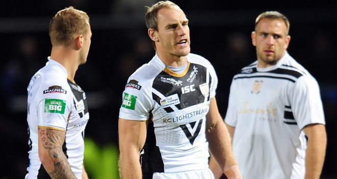 Gareth Ellis: Missed out making Hull debut against Leeds due to injury