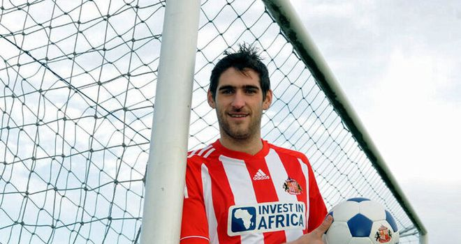 Danny Graham: Sunderland fans&#39; jeers never put him off Stadium of Light move