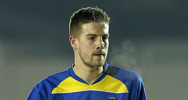 Harry Pell: Rescued a share of the spoils for the Dons