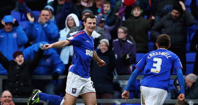 Tommy Smith: Scored two with McLean and McGoldrick finishing the rout