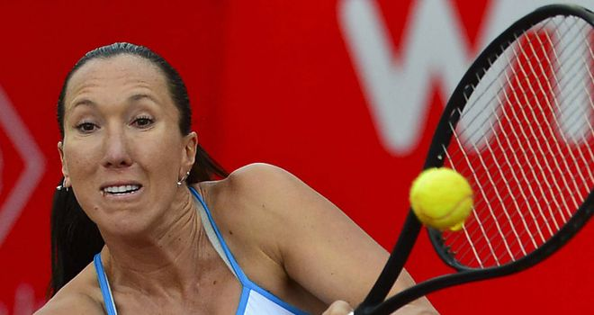 Jelena Jankovic: Had no problems seeing off Alexandra Cadantu