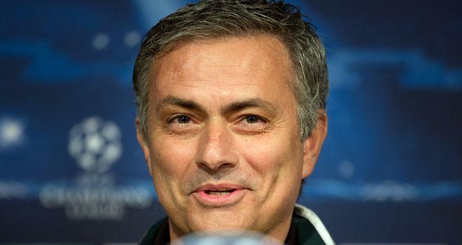 穆里尼奥:卡西不会在对阵曼联时出场