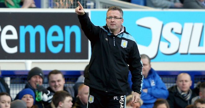 Paul Lambert: Disappointed to drop points but proud of Aston Villa's performance