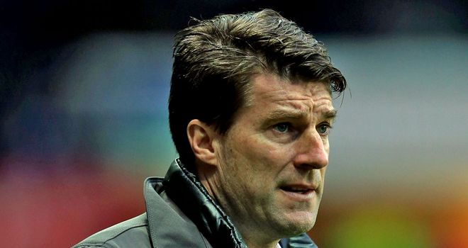 Michael Laudrup: Saw his side lose heavily at Anfield