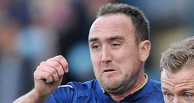 Lee Croft: Expected to feature
