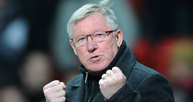 Sir Alex Ferguson: 'The players sense it could be a big year for them'