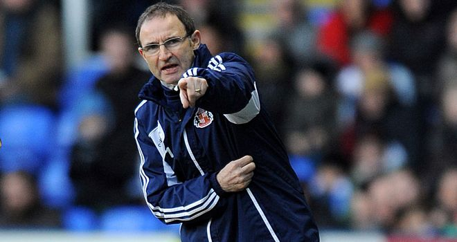 Martin O'Neill: Sunderland manager backs decision to cancel Cheltenham trip