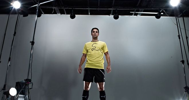 Mikel Arteta: 'My focus is the two legs against Bayern Munich and helping the team win a trophy for the Arsenal fans'