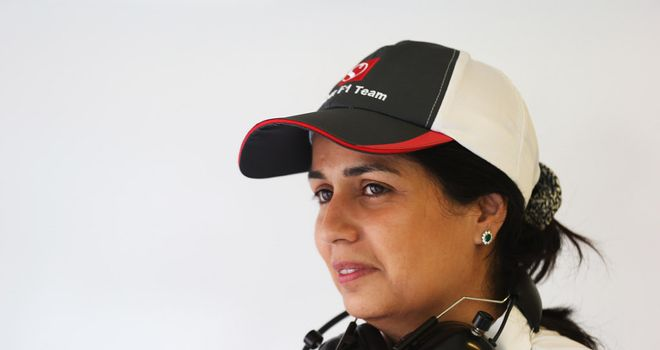 Monisha Kaltenborn: Says it's too easy to apply 'pay driver' tag