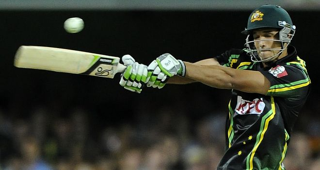 Nathan Coulter-Nile: First call-up to the Australia 50-over squad
