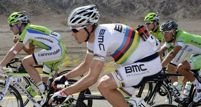 Philippe Gilbert: BMC rider to miss Tour of Flanders