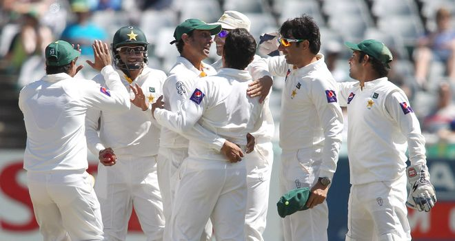 Saeed Ajmal: Pakistan spinner removed South Africa's top five