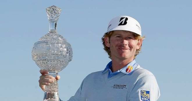 Brandt Snedeker: The winner at Pebble Beach in February