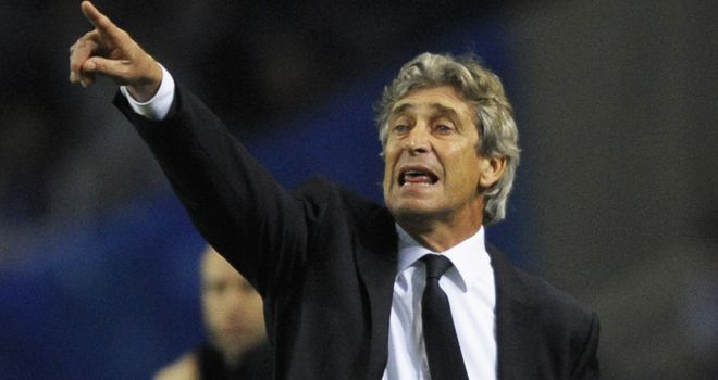 Manuel Pellegrini: Says Malaga can bounce back