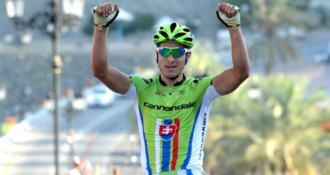 Sagan: First victory of 2013