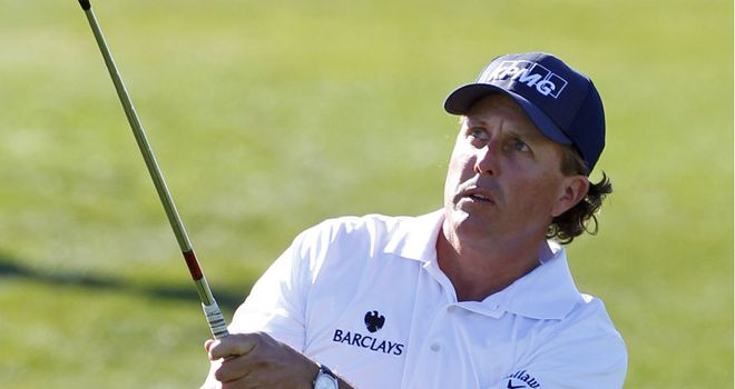 Phil Mickelson: Phoenix Open winner back in the top of the world rankings