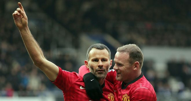Ryan Giggs: Manchester United legend continues to roll back the years