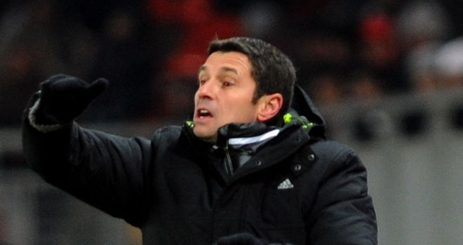 Remi Garde: Says his team need to roll their sleeves up and work hard