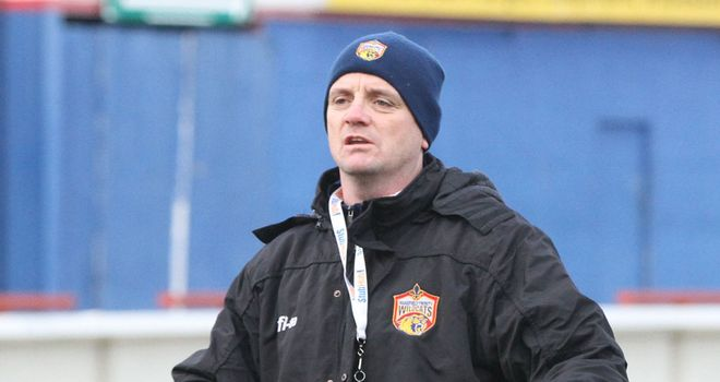 Richard Agar: Claims contracted Wakefield players were approached