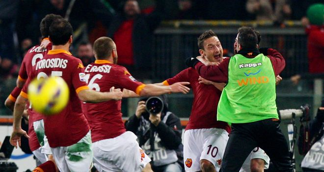 Roma: Club have denied reports a high-profile head coach is being lined up