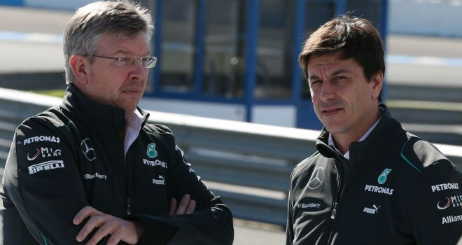 Toto Wolff: Aiming for the top four in 2013