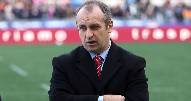Philippe Saint-Andre: Refuses to blame domestic schedule for France's poor Six Nations