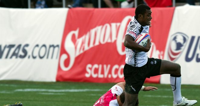 Samisoni Viriviri: Scored two tries for Fiji against England